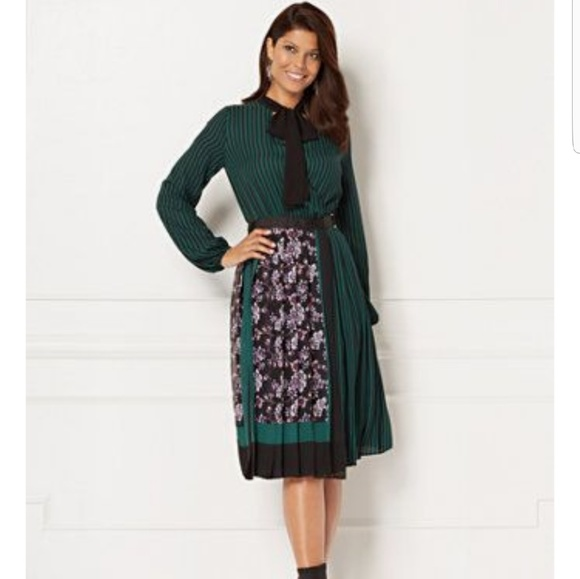 Eva Mendes Dresses & Skirts - Eva Mendes Collection Elysa Wrap Dress